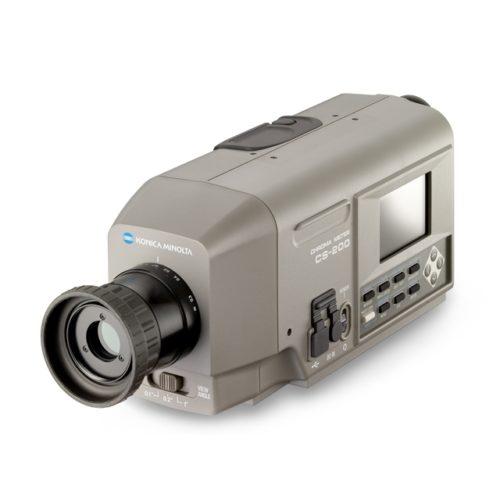 Konica Minolta CS-200 fénysűrűség- és színmérő