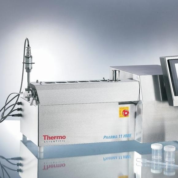 Haake Pharma 11 extruder
