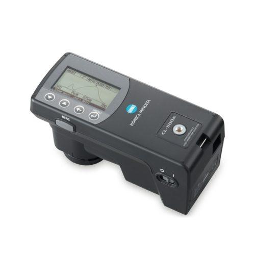 Konica Minolta CL-500a megvilágítás- és színmérő