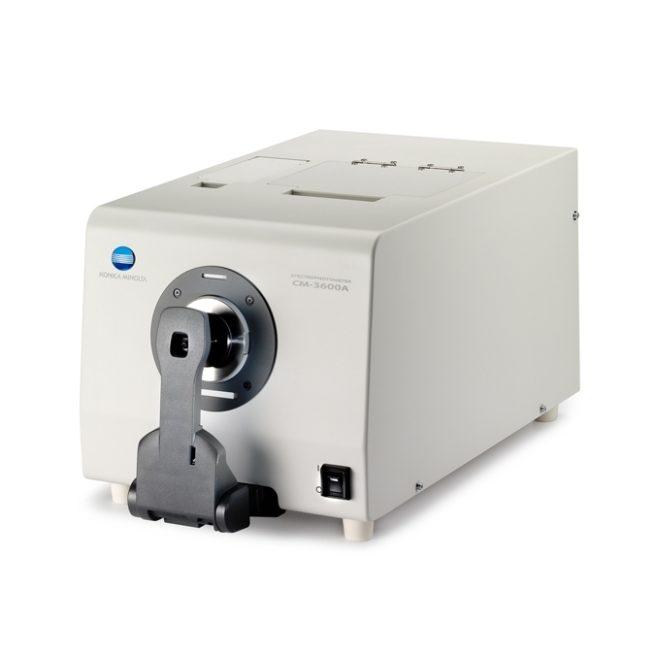 Konica Minolta CM-3600a spektrofotométer