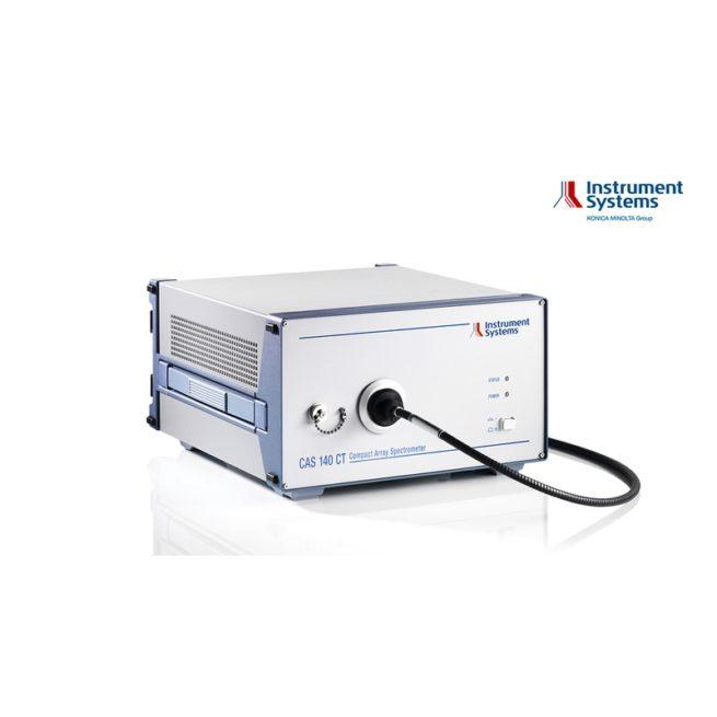 IS CAS 140ct spektrométer