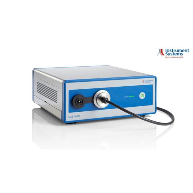 IS CAS 140d spektrométer